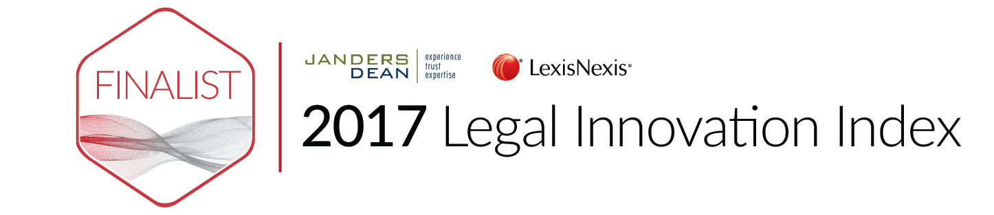 Legal Innovation Index Finalist