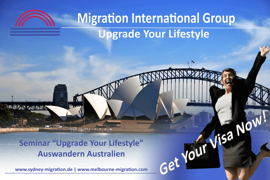 Auswandern Australien - Upgrade your Lifestyle