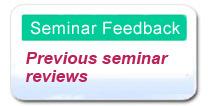 Seminar Feedback